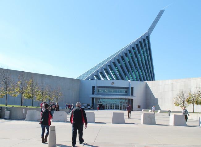 Marine corps, Quantico, museum