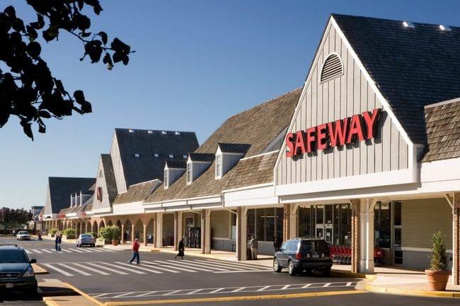 Tacketts Mill, shopping center, plaza