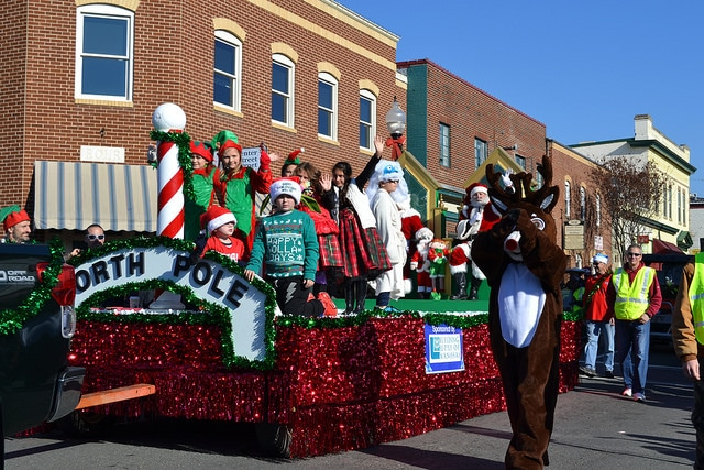Here are the winners of the 70th Annual Greater Manassas Christmas