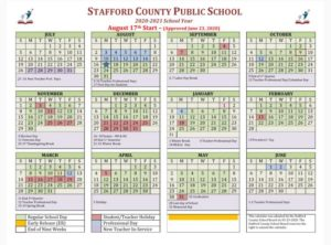 Stafford delays school start date, looks at mixing in person and
