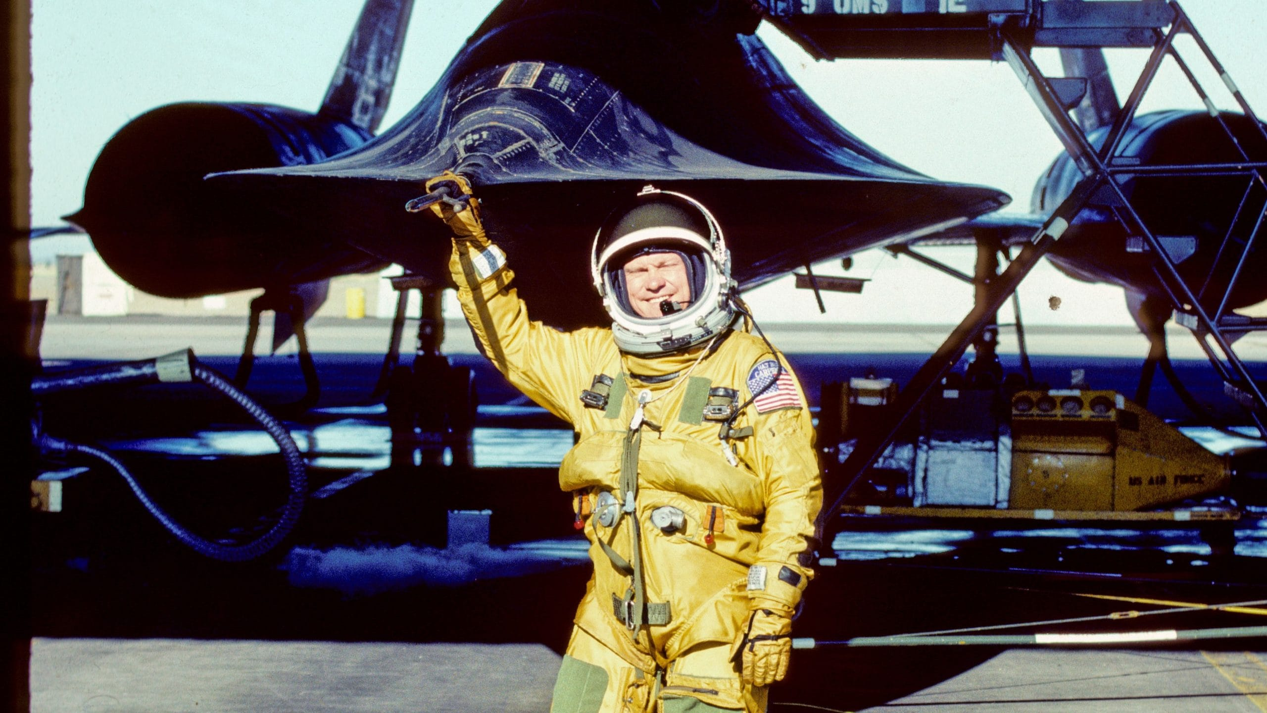 By Order of the President: My Most Important SR-71 Mission